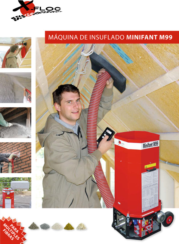 MAquina de celulosa Minifant